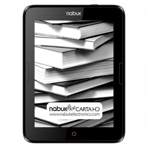 Nabuk Carta HD 2017 - Lector de libros digitales